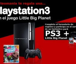 Sorteo de una Play Station 3