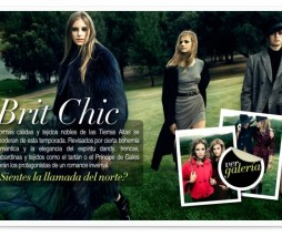 Vogue Brit and Chic