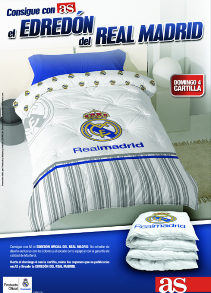 Funda Real Madrid