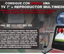 reproductor TV Marca