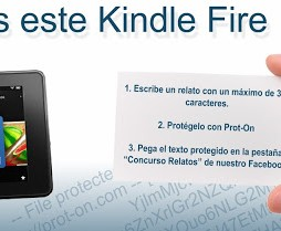 Amazon Kindle con Prot-On