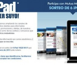 Mutua Madrileña iPad