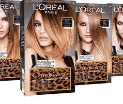 muestras mechas californianas