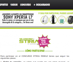 consigue Sony Xperia L