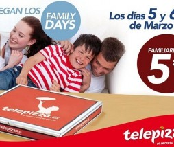 Telepizza family days