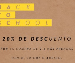 Back to School Blanco